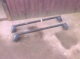 Rover 400 Genuine Roof Bars Roof Rack 1995>