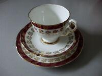 Vintage cup & saucer & plate
