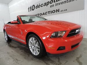 2012 Ford Mustang V6 PONEY PACKAGE CUIR