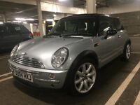 MINI COOPER 1.6L 2004 IMACCULATE CONDITION-FULLY PACKED-FULL SERVICE HISTORY-2 KEYS