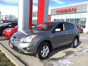 2013 Nissan Rogue S FWD, SPECIAL EDITION, ALLOYS, SUNROOF