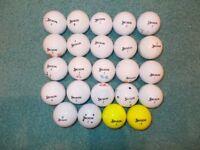 24 x SRIXON AD333 Golf Balls - Grade A/B Condition!