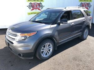 2014 Ford Explorer XLT, Automatic, 3rd Row Seating, 4*4