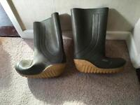 Skeetex moon boots