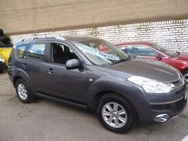 Citroen C-CROSSER 2.2 VTR+HDI,stunning looking 7 seater,half leather interior,1 owner,2 keys,