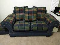 4 piece sofa suite - premium quality