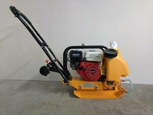 HOC - PLATE COMPACTOR PLATE TAMPER 14 17 18 INCH + WHEEL KIT + WATER KIT + FREE SHIPPING + 2 YEAR WARRANTY