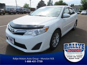 2012 Toyota Camry LE! Nav! Traction! Trade-In! Save!