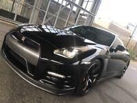 NISSAN GTR R35 BLACK EDITION GT-R