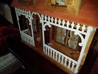 Handmade Dolls House