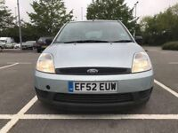 FORD FIESTA FINESSE 1.3,,2 KEYS. 1 YEAR FRESH MOT.SERVICE HISTORY £795