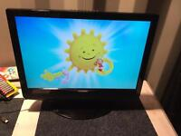 "Technika 22"" LCD hd freeweiw built inDVD player"