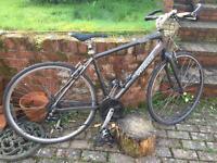 Specialized Sirrus hybrid tourer bike