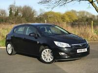 Vauxhall Astra Excite 1.4 5dr (black) 2011