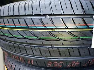 Last units summer tires 225/45r17 365$ new
