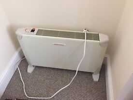 ELECTRIC WALL HEATER WITH BRACKETS