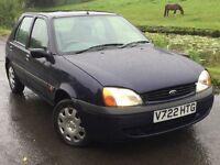 1999 Ford fiesta 1.25 Lx zetec