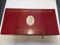 Peter Rabbit Race Board Game