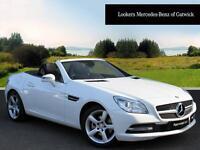Mercedes-Benz SLK SLK200 BLUEEFFICIENCY (white) 2013-11-13