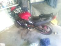 suzuki gsx600f good project on streetfighter