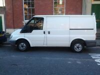 Van Hire with Driver, Preston, Blackpool, Chorley, Leyland, Lancashire, From £15.00 P/H