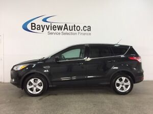 2014 Ford Escape SE - 4WD! ECOBOOST! PANOROOF! HTD LEATHER! N...