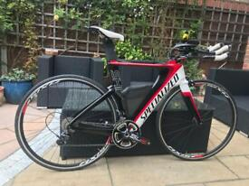 Specialized Shiv Triathlon Bike Small Frame