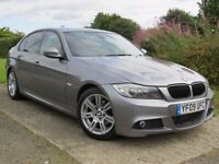 !!64K MILES!! 2009 BMW 318D M SPORT 2.0 AUTO / 12 MONTHS MOT / FULL SERVICE HISTORY / IMMACUALTE
