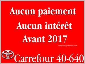 2014 Scion tC 2.5L Mags 18 pouces Toit Panoramique Demarreur a D