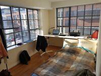 Room in two-room apartnent near city centre (10 min walk).