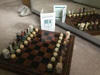 Golf chess set limited edition its number 66 of 900.