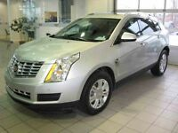 2015 CADILLAC SRX AWD Luxury 3.6-Awd
