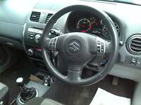 suzuki sx4 sz5 ddis 4x4 turbo diesel 2011 61