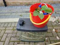 40 litre fish tank with accessories