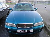 BARGAIN classic rover 600 future collectable v clean