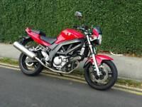 2006 Suzuki SV650N