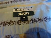 Paul Smith Jeans Shirt size Medium, long sleeve