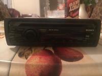 Sony Mp3 Cd/Aux car radio