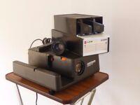 KINDERMANN Diafocus 8001 slide projector.