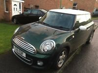Very good immaculate mini 1.6 desiel ZERO RD TAX, drives Very well. First to see will buy.