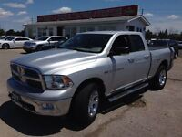 2011 Ram 1500 Big Horn|5.7L HEMI|20 RIMS|DVD