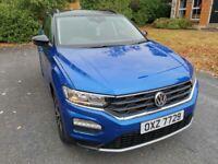 2018 Volkswagen T-ROC Design Tsi Evo 1.5 Petrol S/S