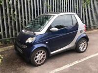 2003 SMART FORTWO CABRIOLET AUTO