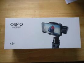 DJI Osmo Mobile Handheld Stabiliser / Gimbal (Brand New and Sealed)