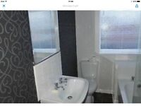 2 bedroom ground floor flat (both doubles) Ancrum Dr Dundee unfurnished with garden