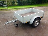 Trailer ideal for camping or light goods transport