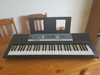 Yamaha YPT-240 Full-Sized Keyboard - Collection ASAP