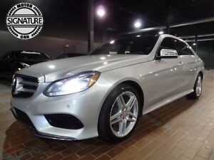 2014 Mercedes-Benz E-Class **AMG PANORAMIC**E350 4MATIC