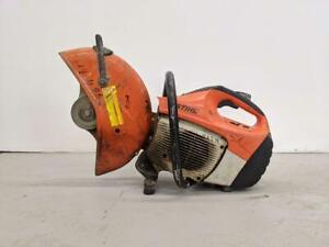 HOC STIHL TS420 CONCRETE SAW QUICK CUT FULLY REBUILT + FREE SHIPPING + WARRANTY