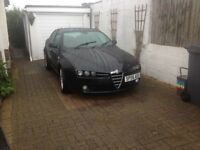Alfa Romeo 159 Lusso (resent cambelt and clutch)